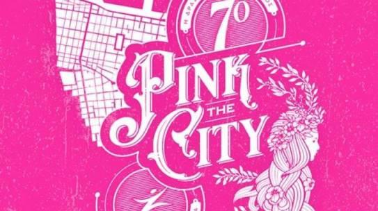 """Αύριο η πόλη """"βάφεται"""" ροζ – Το πρόγραμμα του Pink the City 2019"""